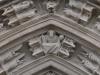 Le grand portail : détail