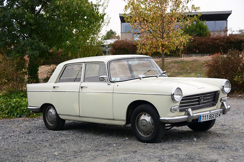 009-Peugeot 404 de 1962