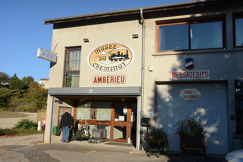 060-Musée du Cheminot à Ambérieux