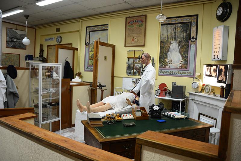 074-Musée du Cheminot à Ambérieux