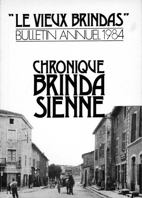 Bulletin annuel 1984