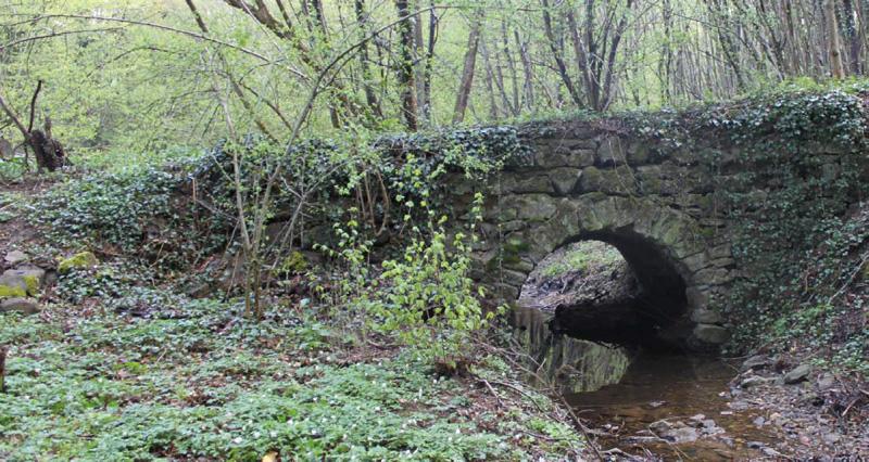 Un pont oublié