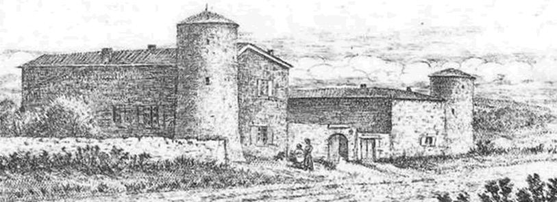 Maison forte du Bouleau