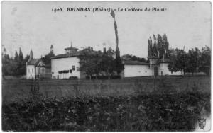 1916_Brindas_Chateau_Plaisir