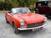 Fiat 124 sport de 1967 carossée par Pininfarina (1)