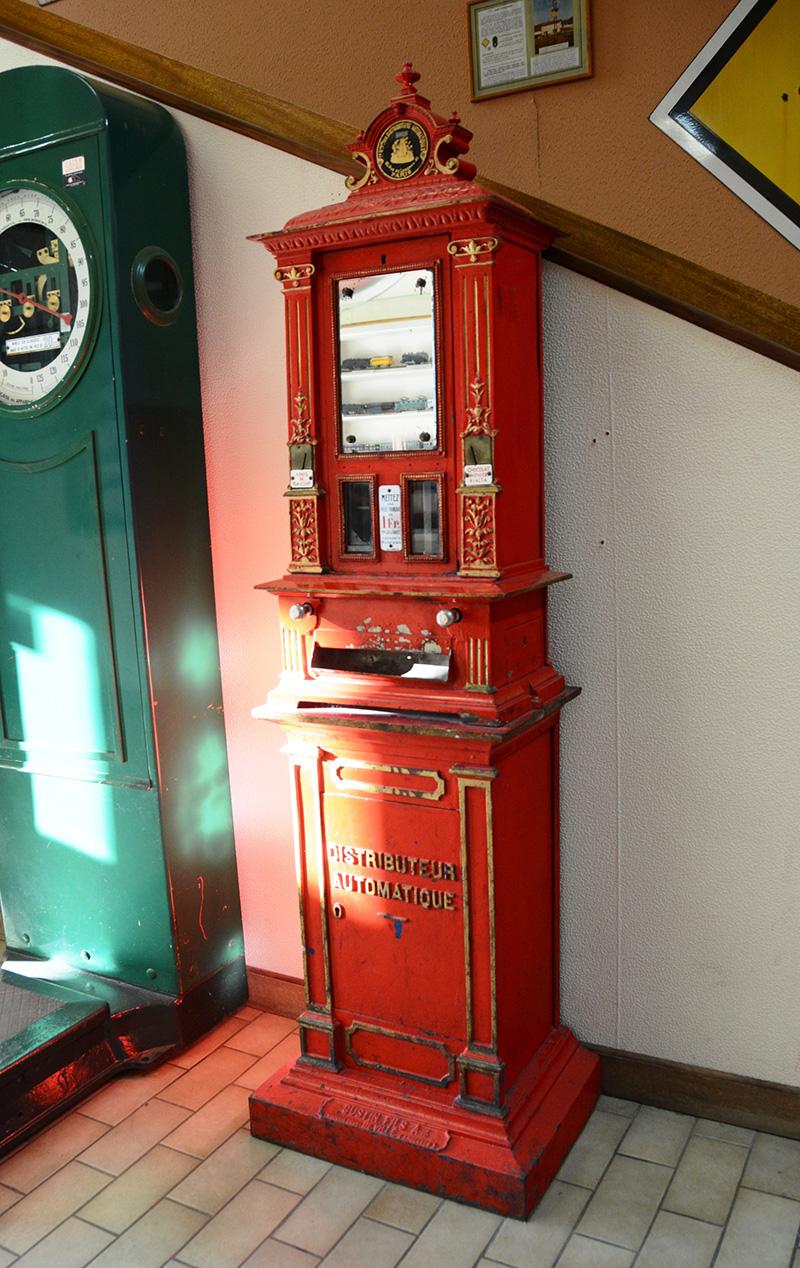 061-Musée du Cheminot à Ambérieux