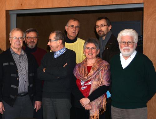 Le Bureau du Vieux Brindas 2014
